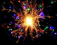 Glückliches neues Jahr Stockbilder