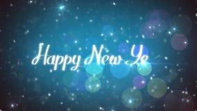 Glückliches neues Jahr stock abbildung