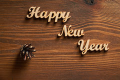 Glückliches neues Jahr! Stockbild