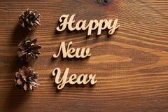 Glückliches neues Jahr! Stockfotografie