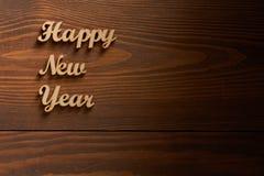 Glückliches neues Jahr! Stockfotos