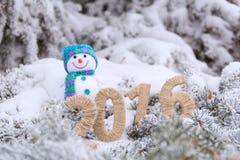 Glückliches neues Jahr der Beschreibung Lizenzfreie Stockbilder