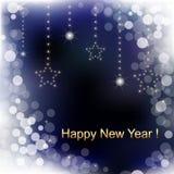 Glückliches neues Jahr-Hintergrund Stockbilder