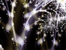 Glückliches neues Jahr-Hintergrund Stockbild