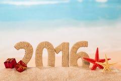 Glückliches neues Jahr-Konzept Lizenzfreie Stockbilder