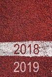 Glückliches neues Jahr-Konzept Stockfotos