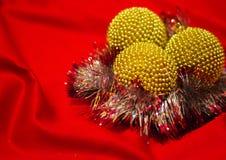Glückliches neues Jahr und frohe Weihnachten Lizenzfreie Stockbilder