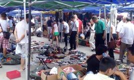 Glückliches Tal Pekings Stockfoto