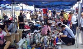 Glückliches Tal Pekings Lizenzfreies Stockfoto