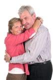 Glückliches Verhältnis Lizenzfreies Stockfoto