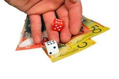 Glücksspiel Lizenzfreie Stockfotografie