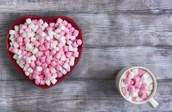 Glückwünsche auf Valentinstag Stockfotos
