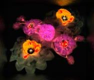 Glühen abstrakt Lizenzfreies Stockfoto