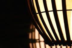 Glühen des Lichtes lizenzfreies stockfoto