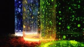 Glühen-Gläser Lizenzfreies Stockfoto
