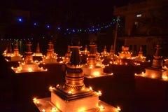 Glühen wie Licht Lizenzfreie Stockbilder