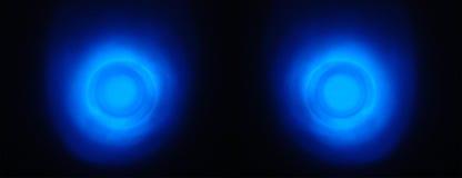Glühende Augen vektor abbildung