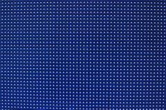 Glühende geführte Platte Abstrakter blauer Hintergrund Stockbild