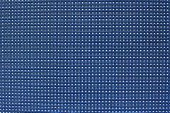 Glühende geführte Platte Abstrakter blauer Hintergrund Lizenzfreies Stockfoto
