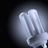 Glühende Lampe Stockbild
