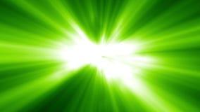 Glühende Lichter - Partikel-Sonnenstrahl vektor abbildung