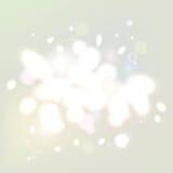 Glühender Hintergrund Stockbild