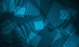 Glühender Hintergrund der Gewebebeschaffenheit vektor abbildung