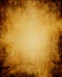 Glühendes dunkles Grunge Stockbild