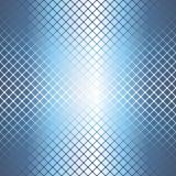 Glühendes gerundetes Diamantmuster Nahtloser vektorhintergrund Stockfoto
