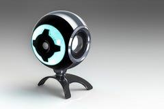 Glühendes Webcam 3D übertragen Lizenzfreies Stockbild