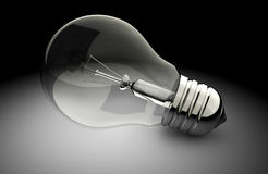 Glühlampe vektor abbildung