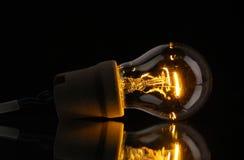 Glühlampe Stockfotos