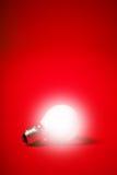 Glühlampe lizenzfreie stockfotos