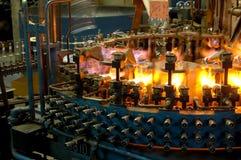 Glühlampe der Produktion lizenzfreies stockfoto