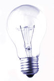 Glühlampe Grunge Stockfotografie