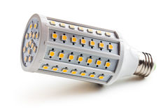 Glühlampe LED Lizenzfreies Stockfoto