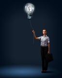 Ideen und Kreativität im Geschäft Lizenzfreie Stockbilder