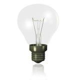 Glühlampe weg Lizenzfreie Stockfotos