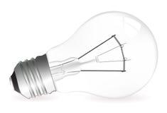 Glühlampeabbildung Lizenzfreies Stockfoto