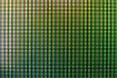 Glühlampediode der Nahaufnahme LED vom Computerbildschirm Stockbilder