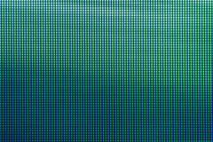 Glühlampediode der Nahaufnahme LED vom Computerbildschirm Lizenzfreie Stockfotografie