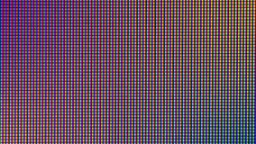 Glühlampediode der Nahaufnahme LED von LED-Fernseh- oder LED-Bildschirm lizenzfreies stockbild
