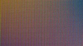 Glühlampediode der Nahaufnahme LED von LED-Fernseh- oder LED-Bildschirm Lizenzfreie Stockbilder