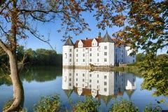 Glücksburg Castle Royalty Free Stock Photos