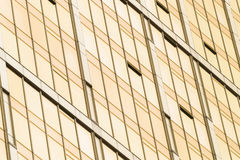 Glaçage moderne de façade Photos stock