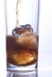 Glace 1 de coke Photos libres de droits