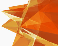 Glace abstraite Objects020 Illustration de Vecteur