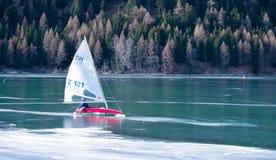 Glace-bateau photos libres de droits
