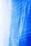 Glace bleue Image stock