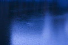 Glace bleue Photo libre de droits